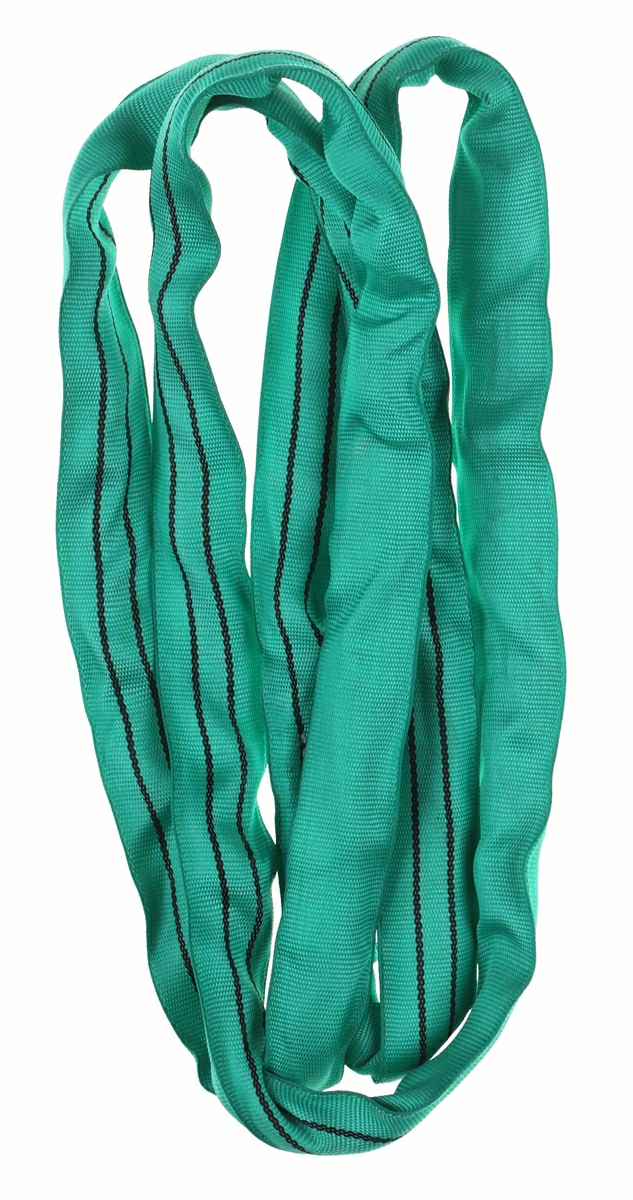Lifting Sling - Round - 2 Tonne X 2m Green