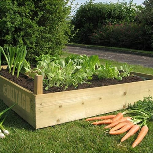 Raised Garden Bed Kit | Garden Perfect