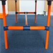 Tube Clamp Meeting Table
