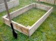 Raised Garden Beds Untreated Timber - 3.0m (10ft) x 1.2m (4ft)