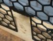 PLASTIC BRICKGUARD (HEXGUARD) - 40 Pack - Black