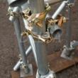Scaffolding Fittings - Pressed Steel Double Coupler