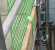PLASTIC BRICKGUARD (HEXGUARD) - 100 Pack - Green