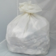 200 Medium Duty White Refuse Sacks - Bin Bags