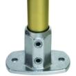 Aluminium Base Plate (33.7mm) - Kee Lite (L62-6)