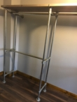 Tube Clamp Wardrobe