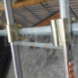 Scaffolding Clamp - Pressed Steel Ladder Clamp