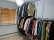 "Wall to Wall Clothes Rail Kit -  ""made to measure"" - 1m"
