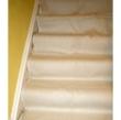 Cotton Fibre Staircase Dust Sheet, 7.2m x 0.9m