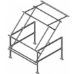 Type A Standard Model Pallet Gate (Galvanised)