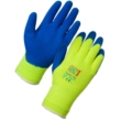 Thermal Gloves -Topaz Ice (Large) Yellow and Blue (Packs of 12 pairs)