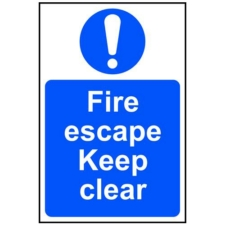 Fire Assembly Point Sign Pvc Scaffoldingdirect
