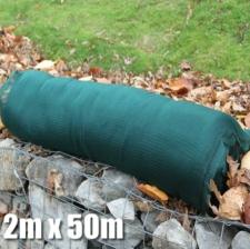 Kale Green Garden Netting 2m X 50m