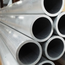 1 Metre Aluminium Tube - Alloy Scaffolding Tube (48.3mm)