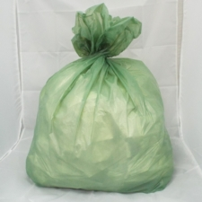 200 Medium Duty Green Refuse Sacks - Bin Bags