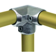 Aluminium 3 Way Corner  (33.7mm) - Kee Lite (L20-6)