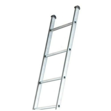 Scaffolding Ladders - 4m Galvanised Steel