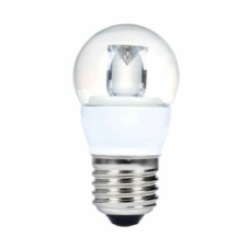 GOLF BALL CLEAR 4W (20W) ES (E27) 200 Lumens Warm White LED Light Bulb