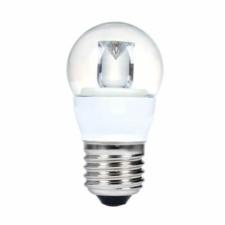 GOLF BALL CLEAR 4W (20W) ES (E27) 200 Lumens Warm White LED Light Bulb