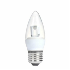 CANDLE OPAL 4W (20W) ES (E27) 200 Lumens Warm White LED Light Bulb