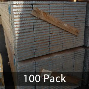Scaffolding Board - 4ft (1.2m) European Whitewood (100pcs)