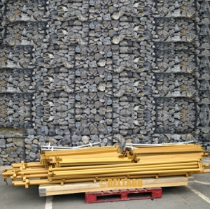 8ft Refurbished Kwikstage Scaffold Package - (1 x 8ft Bay) - Galvanised Battens