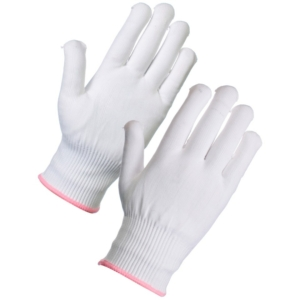 Superthermal Gloves - White (Pack of 12 Pairs)