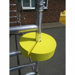 Boss Scaffold Tower Bumper - Yellow