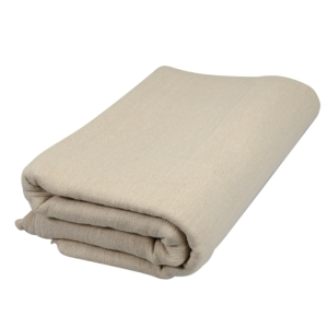 Cotton Fibre Staircase Dust Sheet, 7.2m x 0.9m