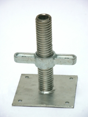 AB5 Base Jack - 6 Tonne Capacity - Zinc Plated