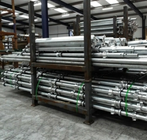Cup System (compatible with Cuplock) PACKAGE 10 Metre (New) - Galvanised Battens