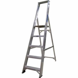 Aluminium Industrial Platform Stepladder, Lyte Ladder