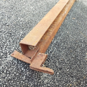 Used Kwikstage - 4ft Return Transom