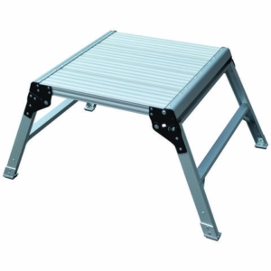 Lyte Ladders Square Low Level Work Platform 600mm