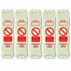 Claw Tag Holder - Pack of 5