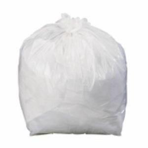 100 Economy Duty Clear Refuse Sacks/Bin Bags