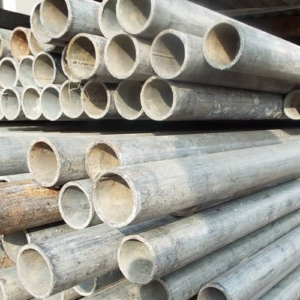 4ft Used Steel Scaffolding Tube 4mm x 48.3mm o/d