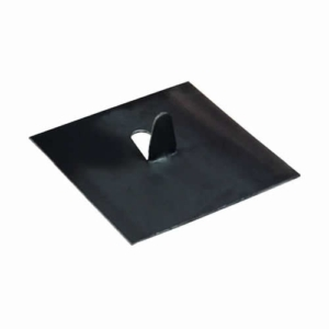Base Plates - Tube Design - 145mm x 135mm Self Colour