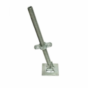 Swivel Base Jack - 6 Tonne Capacity Zinc Plated