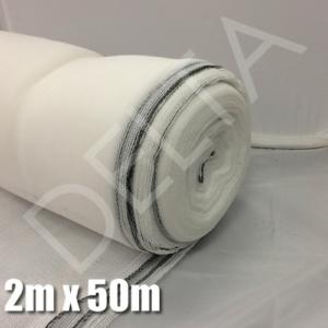 Debris Netting - 2m x 50m - White