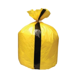 200 Heavy Duty Tiger Stripe Offensive Waste Bags