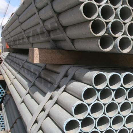 Scaffolding Tube (Galvanised Steel) - 6 0m x 4mm x 48 3mm (20FT)