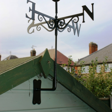 Weathervane Witch by Poppy Forge